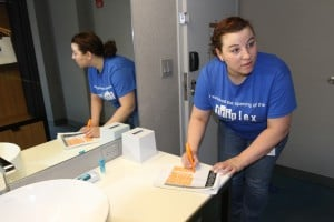 PUC students help open White Lodging hotel complex in Chicago