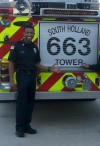 New South Holland firefighter killed in motorcycle accident