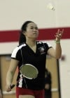 T.F. South Grey badminton Invitational