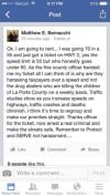 LaPorte County official blasts police on Facebook after receiving speeding ticket