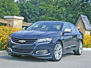"""Chevrolet flagship sets new watermark"""