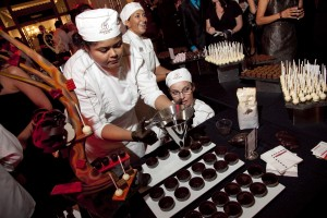 Chocolate fans to unite at sweet fundraiser