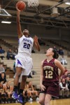 Merrillville sophomore forward Jaz Talley