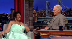 OFFBEAT with PHIL POTEMPA: Aretha dishes with Dave about Ed Sullivan