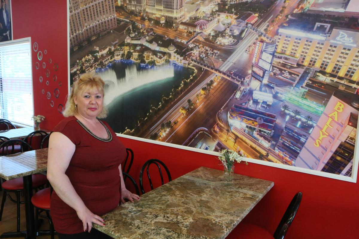 Vegas Cafe Schererville Indiana Menu