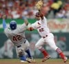 Cardinals whip Cubs to take series