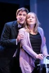 "Actor Josh Tolle and Actress Susie McMonagle Star in ""Next to Normal"" at Drury Lane Theatre"