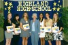 Highland Rotary distributes $3K in scholarships
