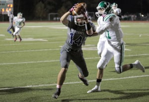 Gallery: Region football games played on Oct. 17