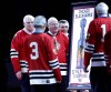 GEORGE CASTLE: Hawks play like champs on night of statues, '61 honorees