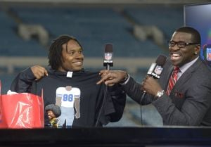 The Four Bears schooled by Hall of Fame receiver Michael Irvin
