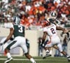 Spartans stay unbeaten with win over Illinois