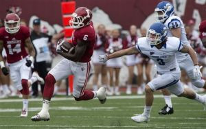 Indiana runs past Indiana State in season opener