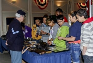 E.C. students get up close and personal with region's Civil War history