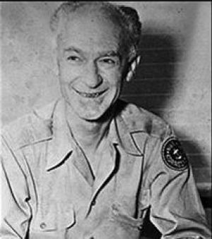 ERNIE PYLE: The horrible waste of war