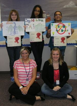 MIS students get creative for contest