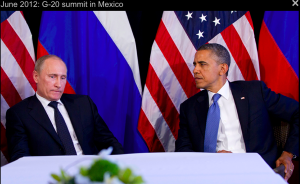 Interactive: U.S., Russian relations