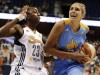 Delle Donne top vote getter for WNBA All-Star team
