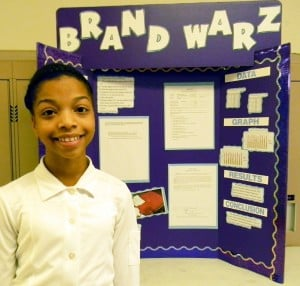 Dolton student heads to state science fair in May