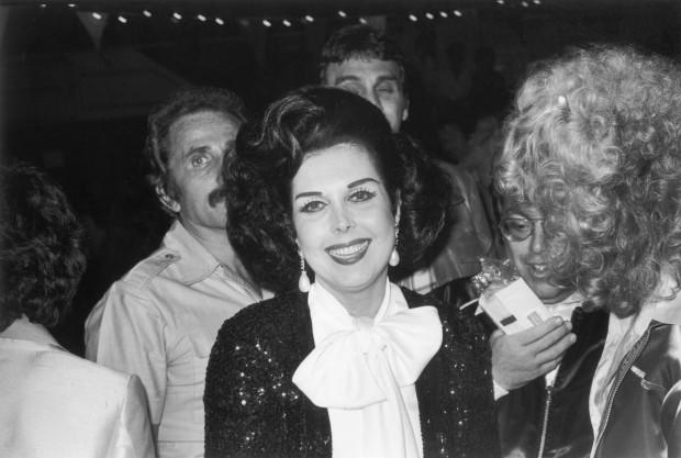 Ann Miller new york
