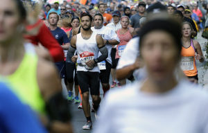 Opportunity Enterprises marathon team runs Chicago for 16th and possibly last time