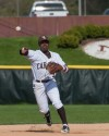 Mt. Carmel shortstop Jerry Houston