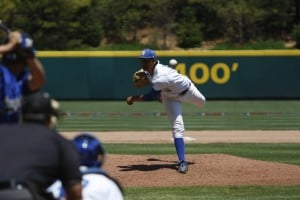 Andrean grad Sean Manaea drafted by Royals