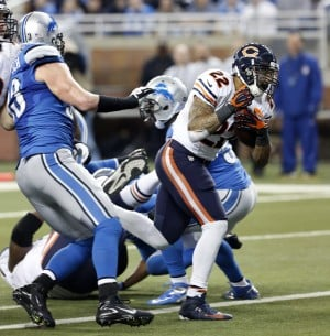 Bears beat Lions, but out of playoffs with Packers' loss