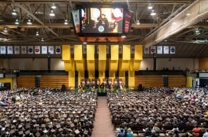 VU graduates urged to unite a diverse world