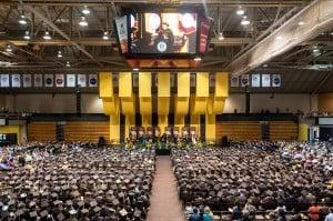 VU graduates urged to unite a diverse world