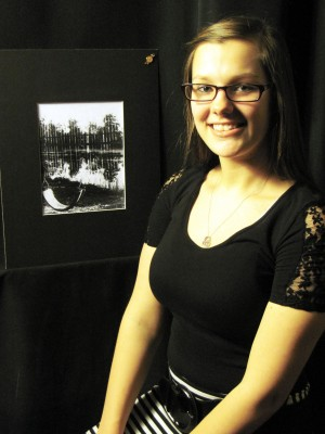 Portage High students recognized nationally for artwork