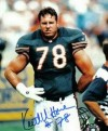 Chicago Bears Tackle Keith Van Horne