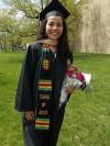 BNI alumna named Outstanding Senior at St. Mary's College