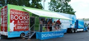 Lansing Public Library to host digital bookmobile national tour event, share book experience