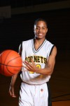 Lew Wallace's DeVonte Harris