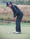 Marian golfer Nina Nicpon