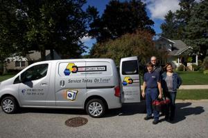 SMALL-BUSINESS SPOTLIGHT: DBH Appliance Repair, Dyer