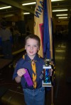 Lansing Scouts host Pinewood Derby