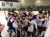 Midwest Maniax PeeWee Hockey take Ultimate Tourney in Wisconsin