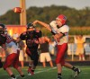 Kankakee Valley at Rensselaer football