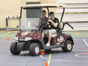 Students learn danagers of drinking and driving