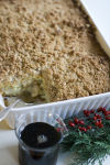 A Christmas breakfast casserole that has it all