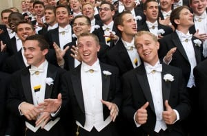 Purdue Varsity Glee Club to jam with NISO
