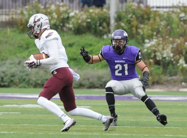 Lake Central grad playing in NCAA Division III title game