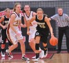 Bonewits leads Griffith defense in win