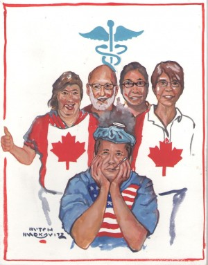 GUEST COMMENTARY: Canadians' perspective on health care