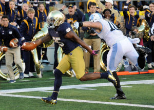 Notre Dame pulls out win vs. North Carolina