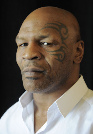 Mike Tyson shares his story in 'Undisputed Truth'