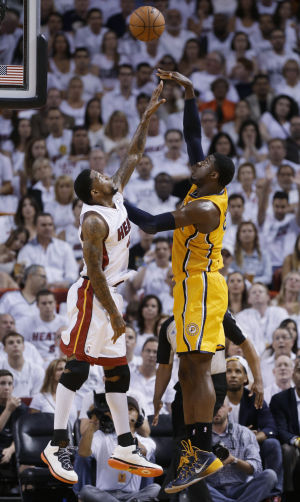 Pacers seeking breakthrough, Heat aim to improve