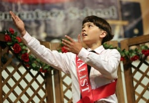 Gallery: Jones Elementary Declamation Contest